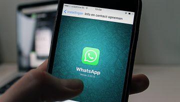 Kan een overeenkomst via Whatsapp tot stand komen?